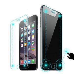 Pametno zaščitno steklo za iPhone