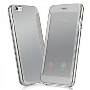 Preklopni etui S View za iPhone 6 Silver