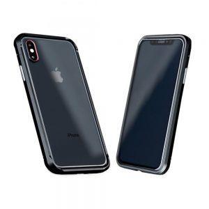 Ovitek DEVILCASE BUMPER za IPHONE X / 10 BLACK