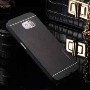 Ovitek za Samsung Galaxy S6 Motomo Black