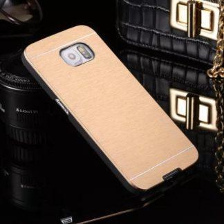Ovitek za Samsung Galaxy S6 Motomo Gold