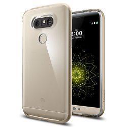 OVITEK ZA LG G5 SPIGEN SGP NEO HYBRID CRYSTAL CHAMPAGNE GOLD