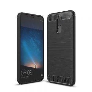 Ovitek znamke Tech TPU-Carbon za Huawei Mate 10 Lite.