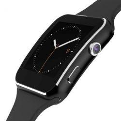Pametna ura X6 črna